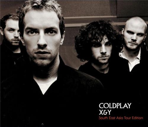 """Coldplay Rock Band Metal Legends Star Classic Postr 16/""""x13/""""  C030"""