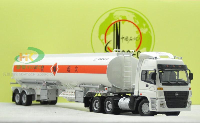 1 50  Foton Auman ETX LNG gas truck model