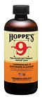 Hoppe's No. 9 Gun Bore Cleaning Solvent 1pint Bottle