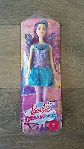 BRAND NEW IN BOX Barbie Dreamtopia Purple