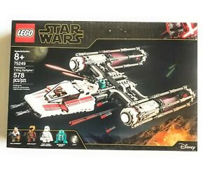 Lego-Star-Wars-Resistance-Y-Wing-Starfighter-75249-NEW-SEALED