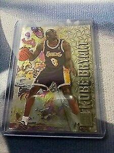 1997 Kobe Bryant FLEER METAL #181