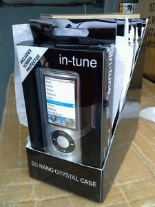 intune 5th Gen iPod Nano Crystal Case - <span itemprop=availableAtOrFrom>Norwich, United Kingdom</span> - intune 5th Gen iPod Nano Crystal Case - Norwich, United Kingdom