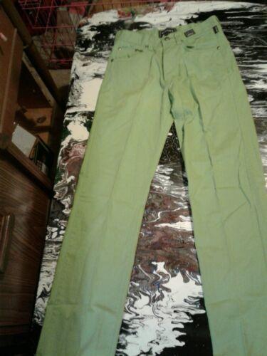 Vintage 1990s Versace Jeans Medusa Button Up Pants