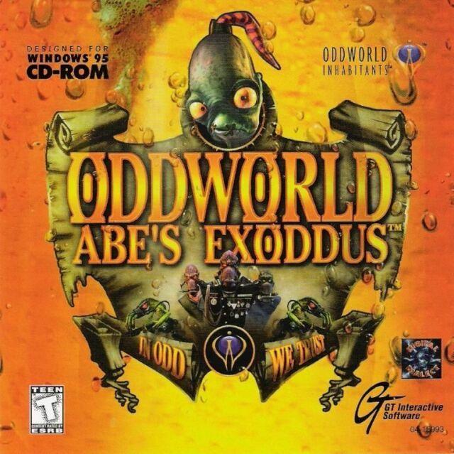 Oddworld: Abe's Exoddus (PC, 1998) for sale online   eBay