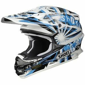 Shoei-VFX-W-DISSENT-MX-Motorcycle-Helmet-white-blue-TC2