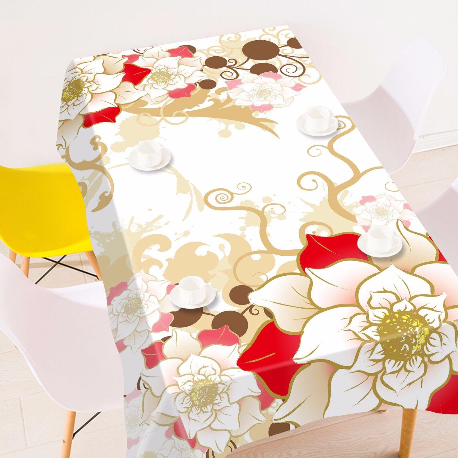 3D Cartoon 4 Tablecloth Table Cover Cloth Birthday Party Event AJ WALLPAPER AU