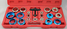 Crank Oil Seal Remover Tool Set Kit 21pc Universal seals 27mm - 58mm crankshaft
