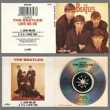 The Beatles Love Me Do / P.S. I Love You  3inch CD Single Mint New