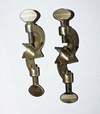 Fisher 1451 Castaloy Lab Rod Rt Angle Clamp Holder 55 Long