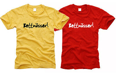 Herren-T-Shirt S bis XXL Gr BETTNÄSSER