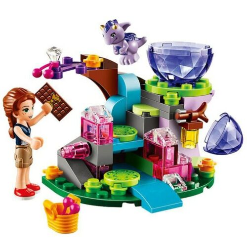 Elves Emily Jones and the Baby Wind Dragon 41171 legoingly Building Blocks toys