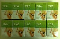 10 Lipo Express Natural Slimming Teas 30 Bags Ea Weight Control - Te Dietetico