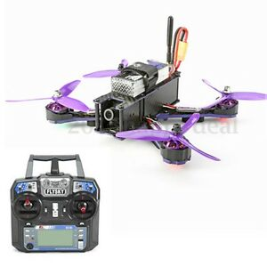 Eachine Wizard X220 FPV Racing Drone Blheli_S F3 6DOF 2205 2300KV 48CH Motors RC