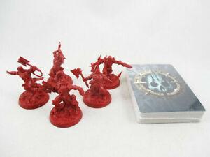 Garrek-039-s-Reavers-x1-Warhammer-Underworlds-Assembled