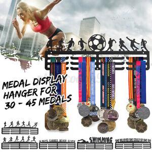 // 3 Tier Metal Medal Hanger Holder Sport Gym Medals Display Rack Decor