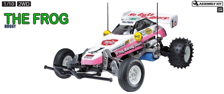 Tamiya 1/10 The Frog Off Road RC Kit 58354 TAM58354