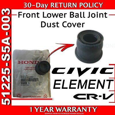 Genuine Honda Civic CR-V Del-Sol Front Lower Ball Joint