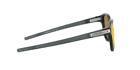 Oakley Oo9349 Latch (a) 934924 Grid Matte Crystal Black Size 53