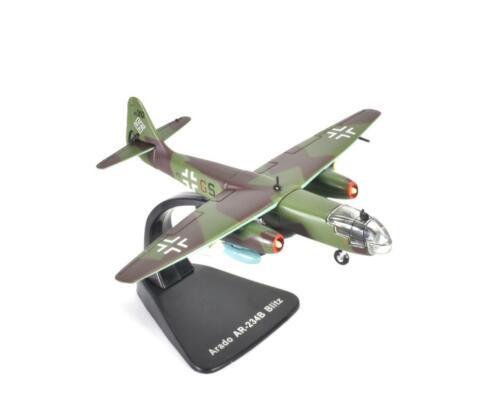 Arado AR-234B Blitz 1:144 Bombers Atlas WW2 AIRCRAFT MODEL PLANE B124