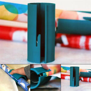 Sliding Wrapping Paper Cutter Christmas Gift Second Wrap Paper Roll Cuting Tools