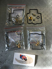 KAWASAKI ZZR600 ZXR750 ZX7R ZX9R 4 CARBURETTOR CARB REPAIR KITS