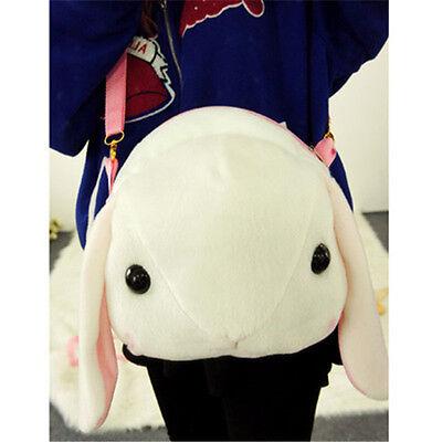 Girls Cute Plush Bunny Harajuku Lolita Bags Clutch Bags Shoulder Bags 6 colors