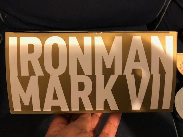 Hot Toys The Avengers Iron Man Mark Mark Mark VII MINT & Sealed cbe7c1