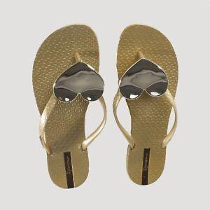 4a2c30f89a0 Ipanema MAXI HEART Womens Ladies Summer Beach Toe Post Sandals Flip ...