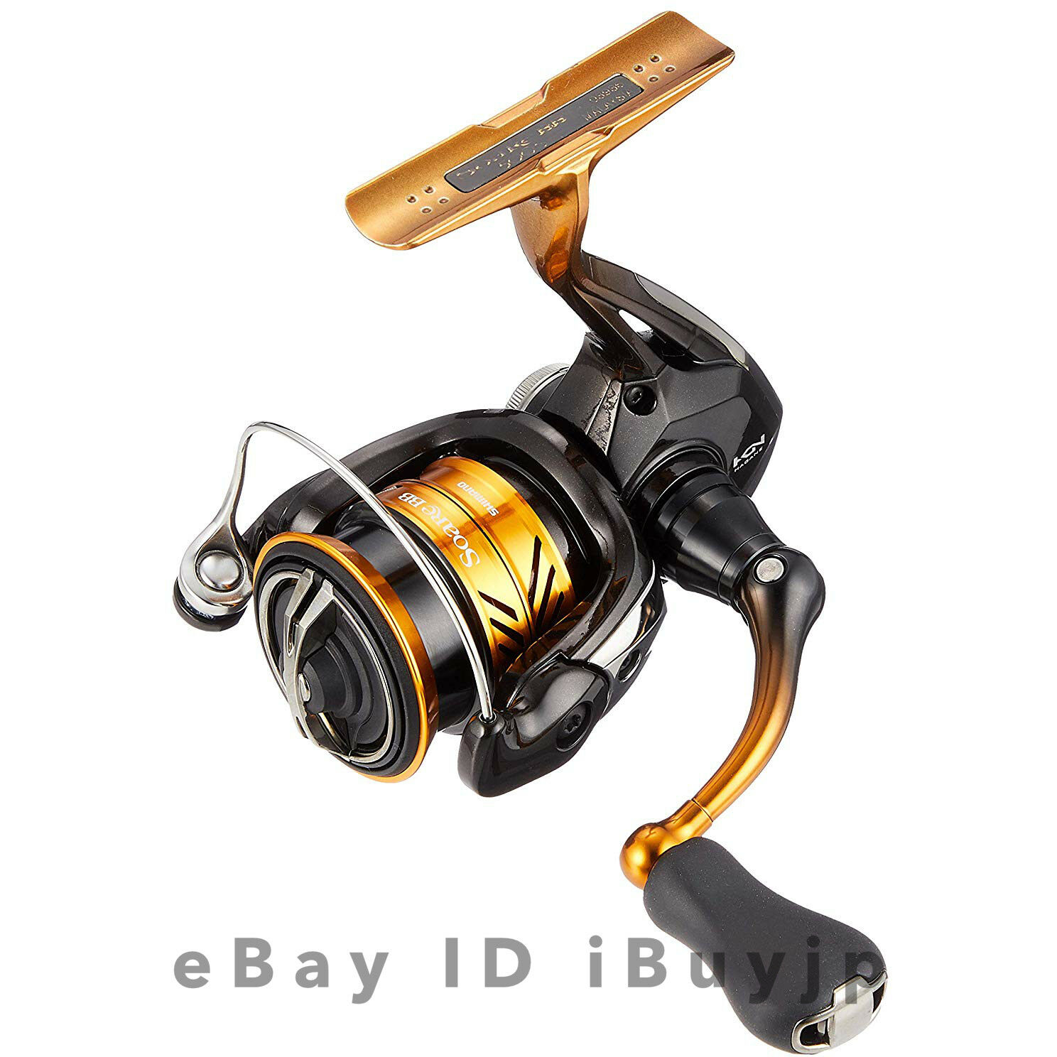 Shimano 18 Soare BB 500S Light Game Saltwater Spinning Reel 039361