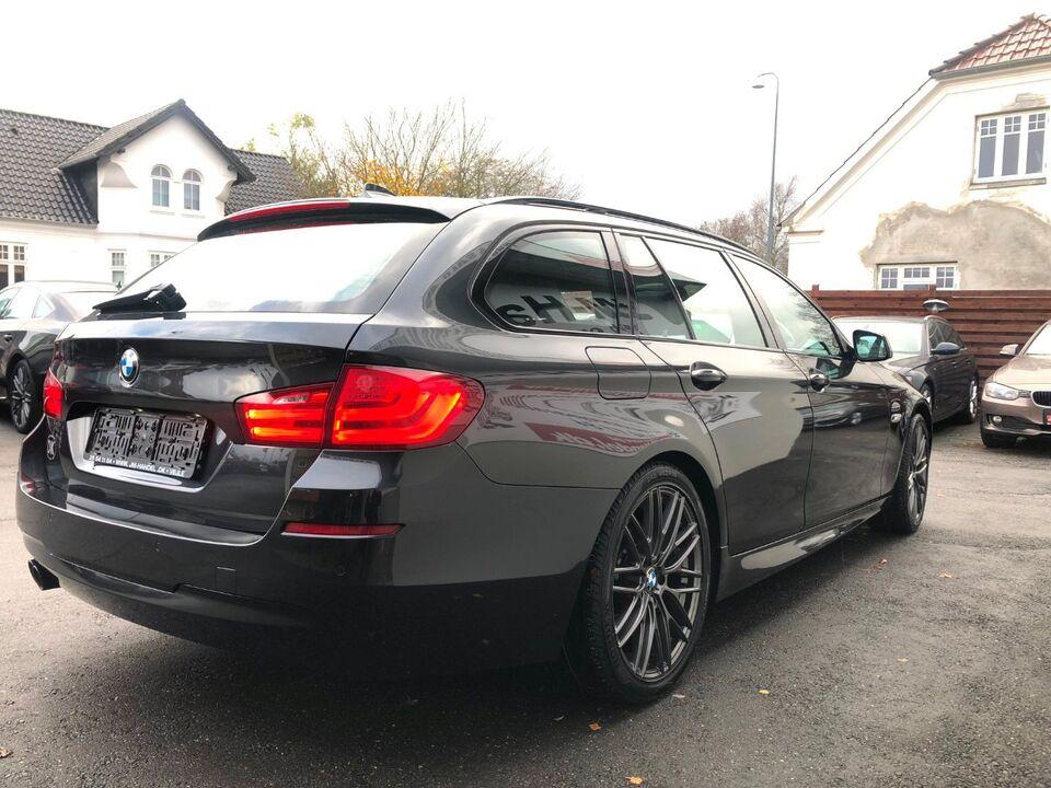 BMW 530d 3,0 Touring aut. Diesel aut. modelår 2012 km 196000