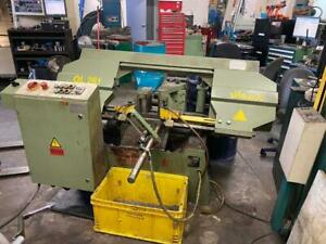 Siloma Fully automatic Horizontal Bandsaw Model: OL-261, Year: 1997 Canada Preview