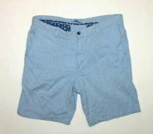 Tommy-Bahama-Premium-Blue-Shorts-Men-039-s-Size-W38-034