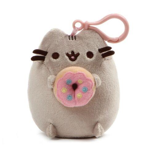 Schlüsselanhänger Pusheen Cat Donut 12cm