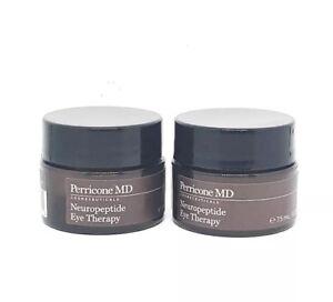 PERRICONE-MD-Neuropeptide-Eye-Therapy-2-x-7-5ml-15ml-Anti-Ageing-Eye-Cream