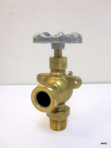 Essex-Brass-Corporation-Pressure-Relief-Valve-Assembly-Male-Thread-OD-0-86-034