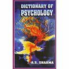 Dictionary of Psychology by A. S. Sharma (Paperback, 2010)