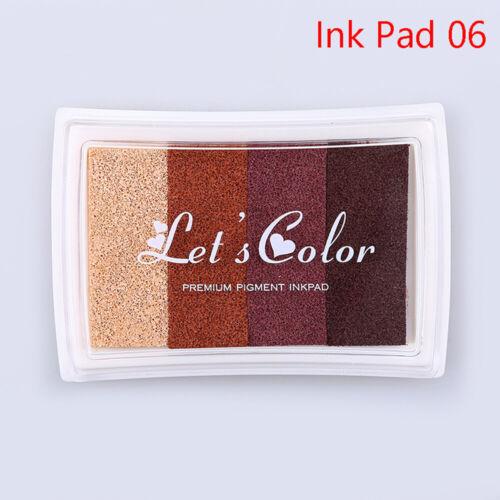 hochzeit lieferungen tinte aus inkpad farbverlauf scrapbooking stempel malen