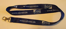 MTV Europe Music Awards EMA Berlin 2009 chiave a nastro Lanyard Nuovo (t220)