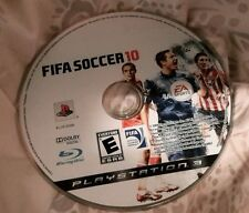 FIFA Soccer 10 (Sony PlayStation 3, 2009) PS3 disc only