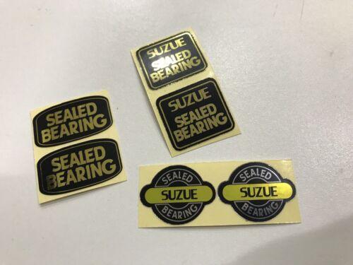 Suzue Sealed Bearing Hub Decal Suntour Oldschool BMX Japan Kuwahara SKYWAY GJS