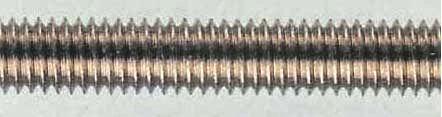 BARRA FILETTATA ZINCATA METRI 1 DIAMETRO M 14 PEZZI 1