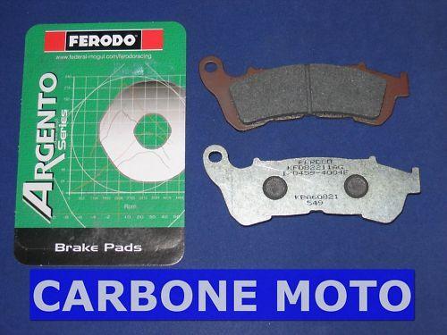2006-2014 Coppia Pasticche Freno Anteriore Ferodo FDB2211AG HONDA SH 300i