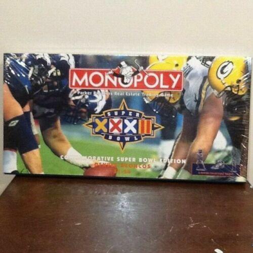Winning Streak Super Bowl XXXII 32 Denver Broncos Mini-Mega Ticket