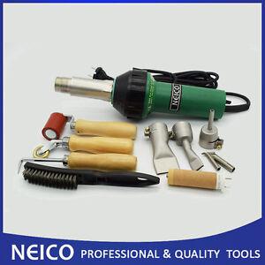 Details about 1600W PVC / TPO Roofing Membrane Hot Air Welding Tools  Plastic Torch Heat Gun
