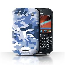STUFF4 Back Case/Cover/Skin for Blackberry Bold 9900/Camouflage Army Navy