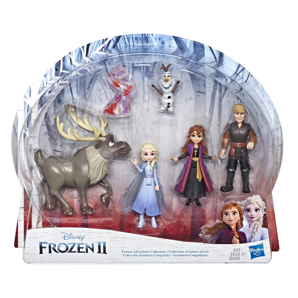 Mini Aventuras Congeladas - Muñeca - Disney Frozen 2 - 3 AÑOS+