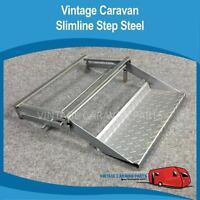 Caravan Steel Step Slimline Vintage Viscount, Franklin, Millard, York
