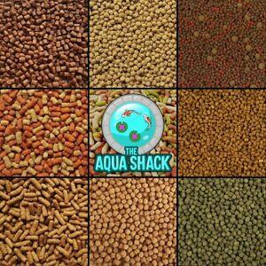 Pond-Fish-Foods-Floating-Sinking-Sticks-Pellets-Variety-Koi-Goldfish-Winter-Carp