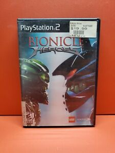 Bionicle Heroes (PlayStation 2) Complete ~ Tested & Working
